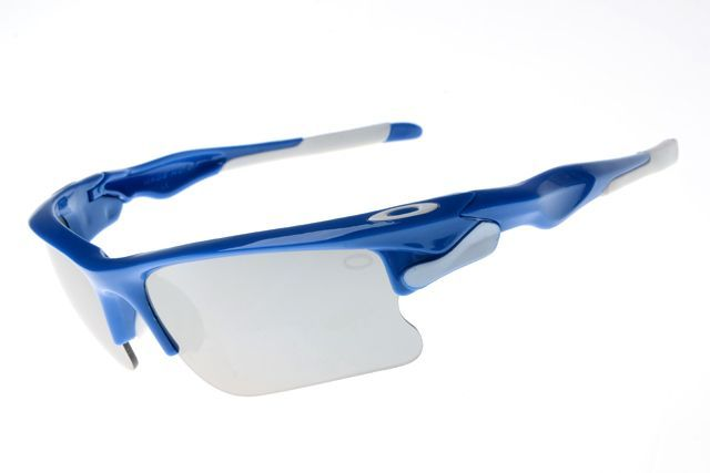 oakleys fast jacket sunglasses blue--$69.8. Discount price on sale.
