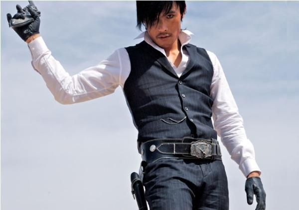 The Good The Bad The Weird Lee Byung Hun 1