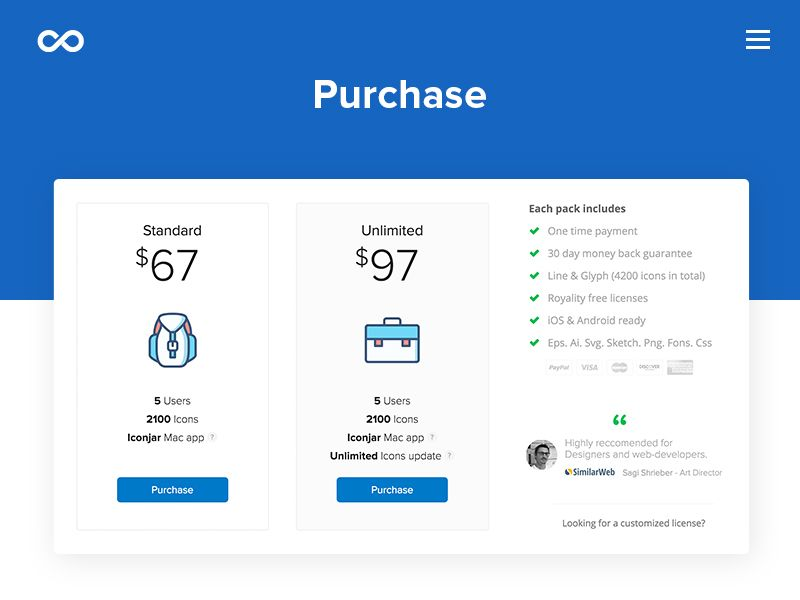 Pricing Table Pricing table, Ui design and Ui ux - price chart template
