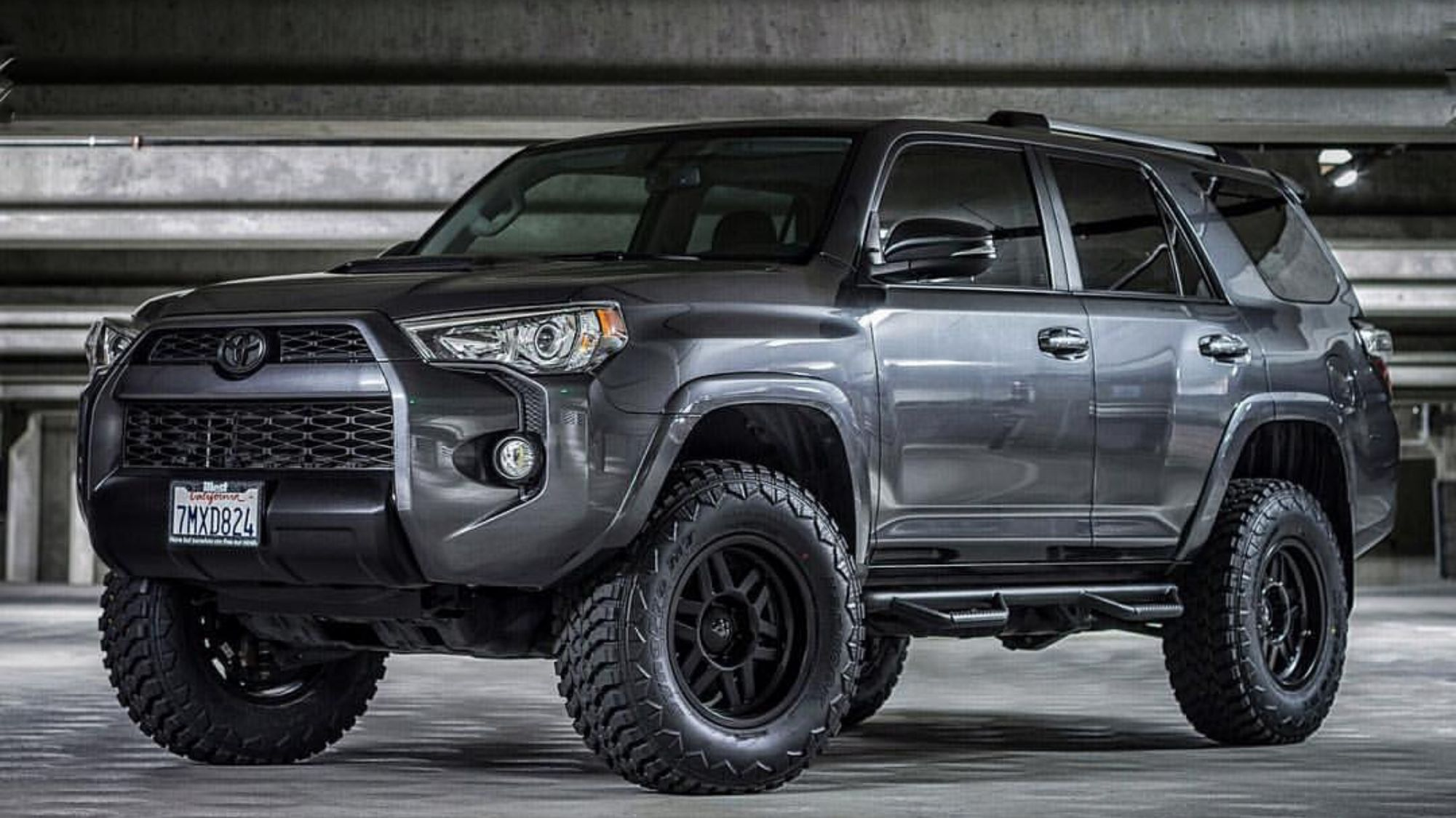 Toyota More Lifted 4runner4runner Trail4runner