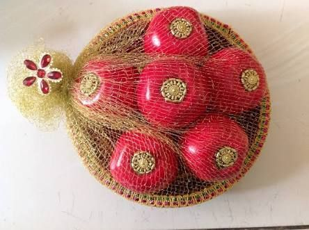 Wedding Tray Decoration Gorgeous Image Result For Indian Engagement Tray Decoration Ideas  Fruits Design Decoration