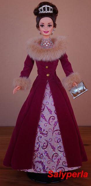 Las Muñecas de Salyperla: Novedad del día: Barbie Audrey Hepburn con vestido Fashion Avenue, especialmente para ANDREA