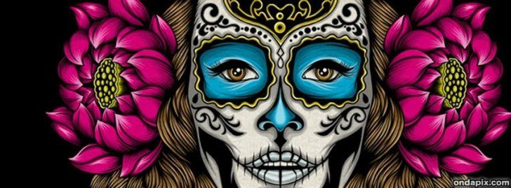 1000+ images about Mexican skull/ Calaveras Mexicanas on Pinterest