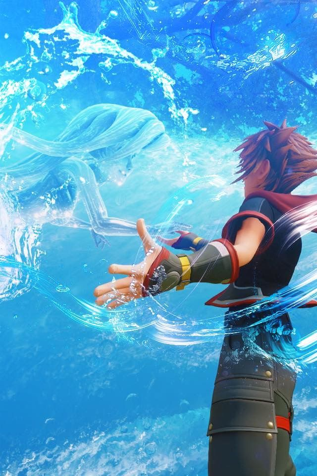 iPhone Wallpapers Kingdom Hearts Insider Epic Car