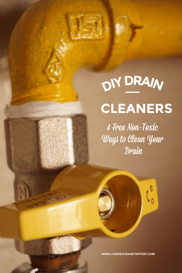 DIY Drain Cleaners Cleaning, Undermount stainless steel