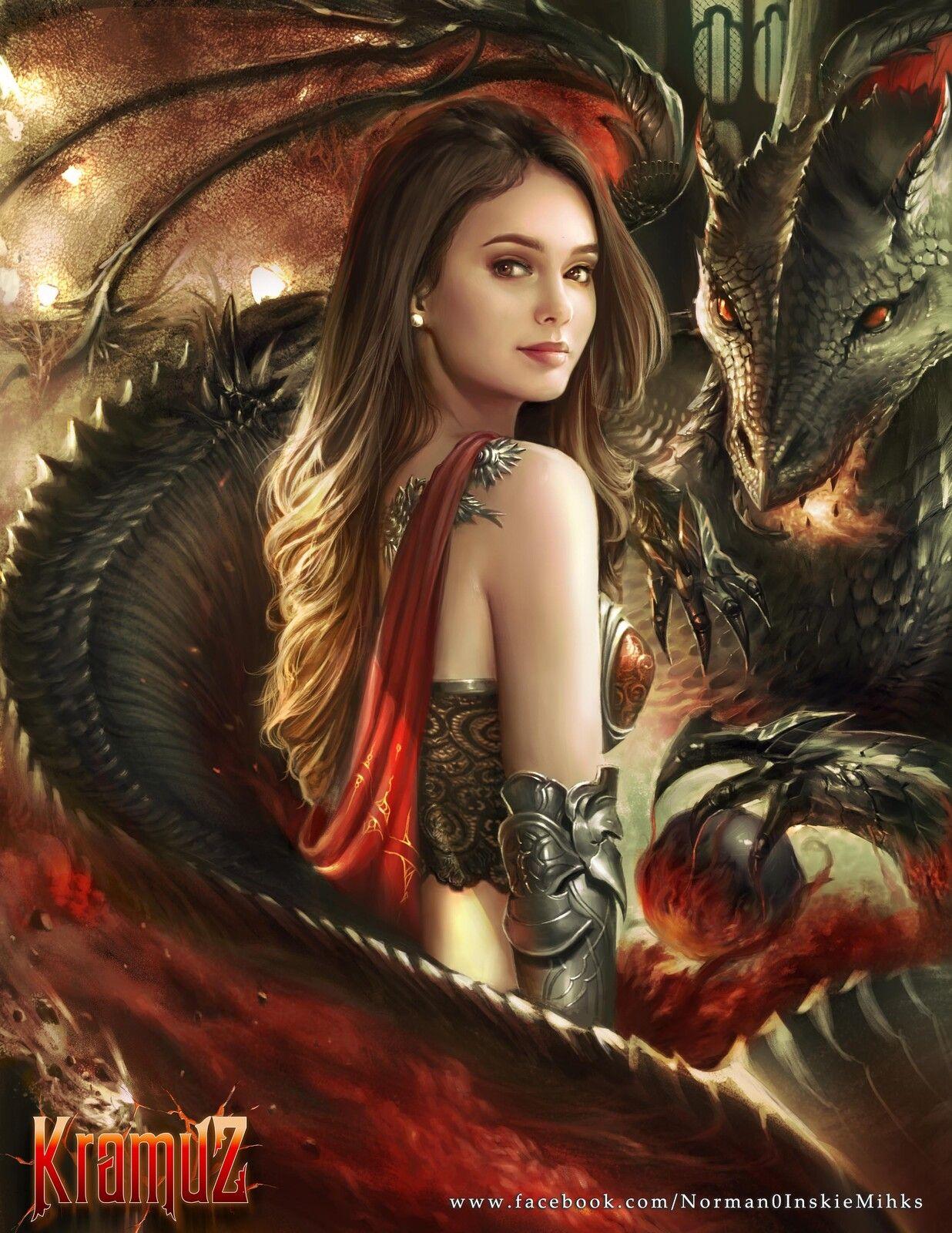 красивые картинки с драконами и ведьмами приема медикамента быстро