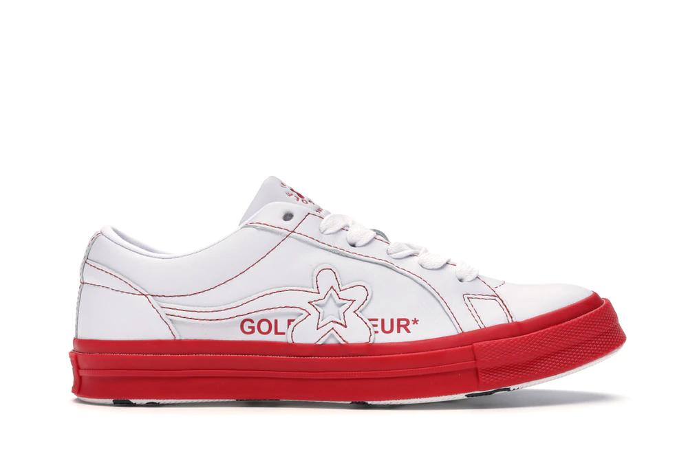 Golf le fleur shoes, Converse one
