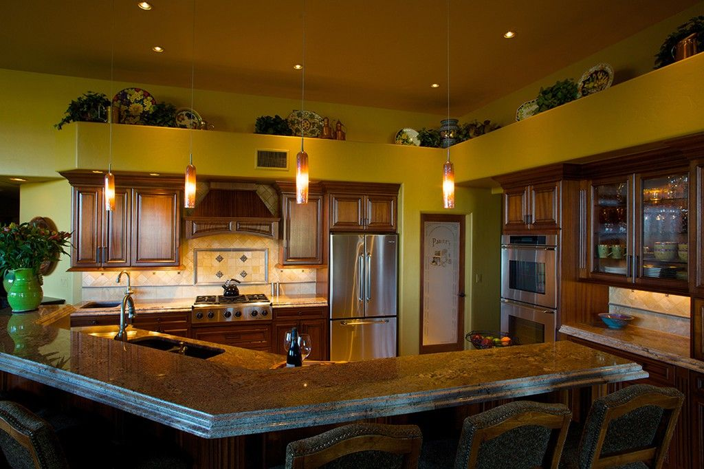 Traditional Kitchen Remodel  Kitchens  Pinterest  Quartz Entrancing Custom Design Kitchen Decorating Inspiration