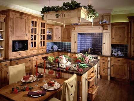 Country Style Kitchens  Bing Images  For The Home  Pinterest Enchanting Kitchen Design Country Style 2018
