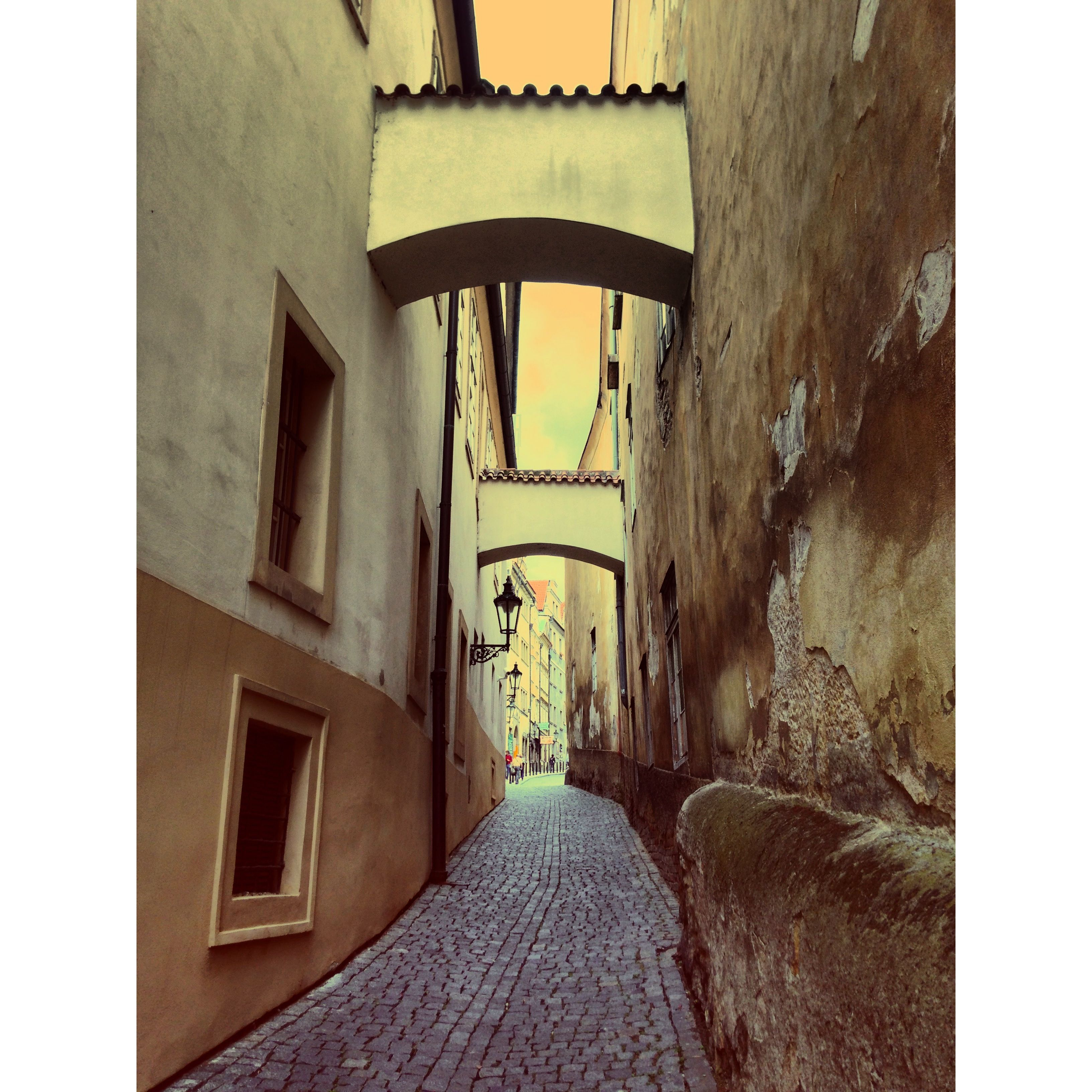 Prague old town - summer 2013