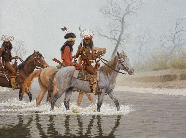 David Nordahl  http://davidnordahl.com/images/links/3/293-Foggy-Crossing.jpg