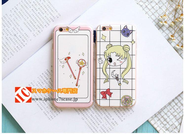 iphone8/7s/6 カバー 人気カードキャプターさくらアイフォン7