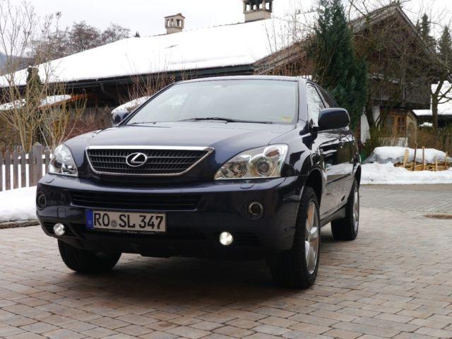 Lexus Rx Hybrid Executive Als Geländewagen Pickup In Neubeuern