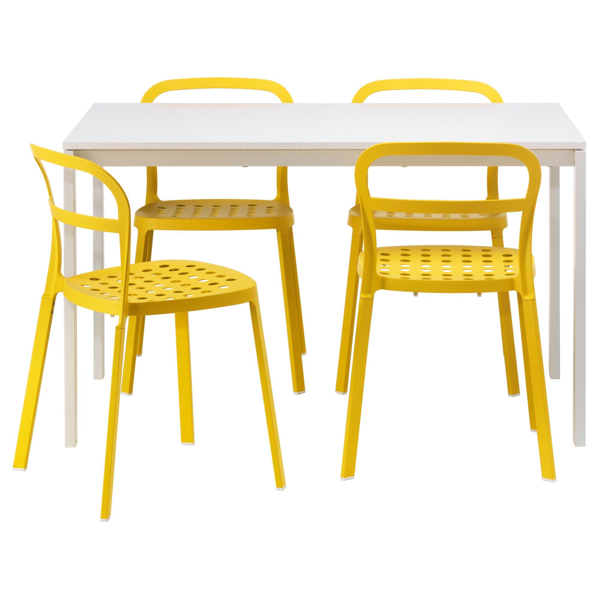 Melltorp reidar table et 4 chaises ikea local for Table 8 personnes ikea