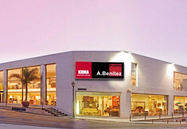 Dise o y rotulaci n de tienda arquitectura pinterest - Muebles benitez fuengirola ...