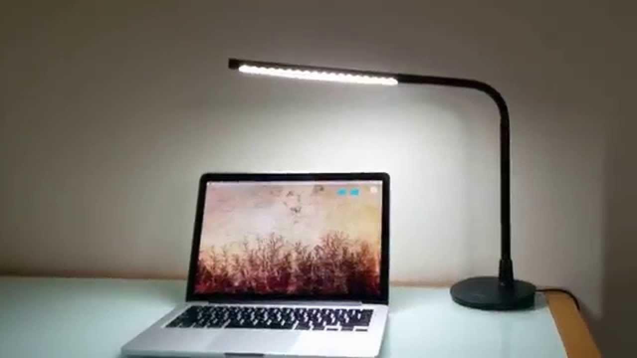 World Best Desk Lamp Review Of The Lumiy Lightline 1250 Led Desk