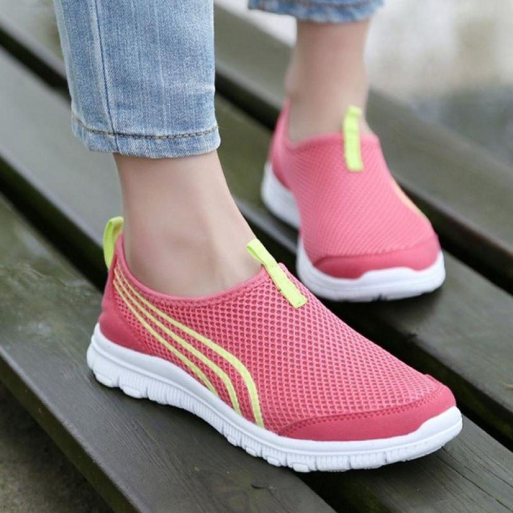 Spring Summer Outdoor Walking Sneakers