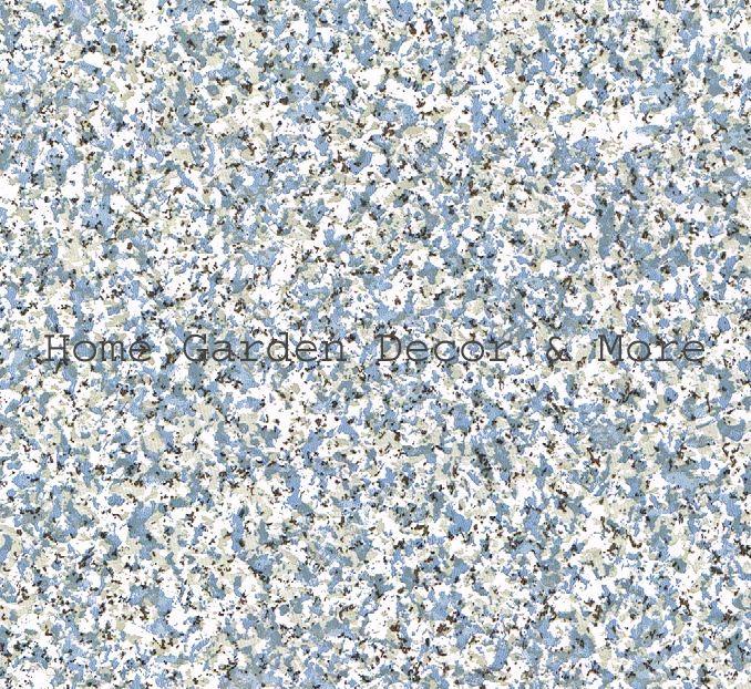Blue Gray Granite Self Adhesive Vinyl Contact Paper Shelf Liner Peel Stick Grey Granite Shelf Liner Adhesive Vinyl