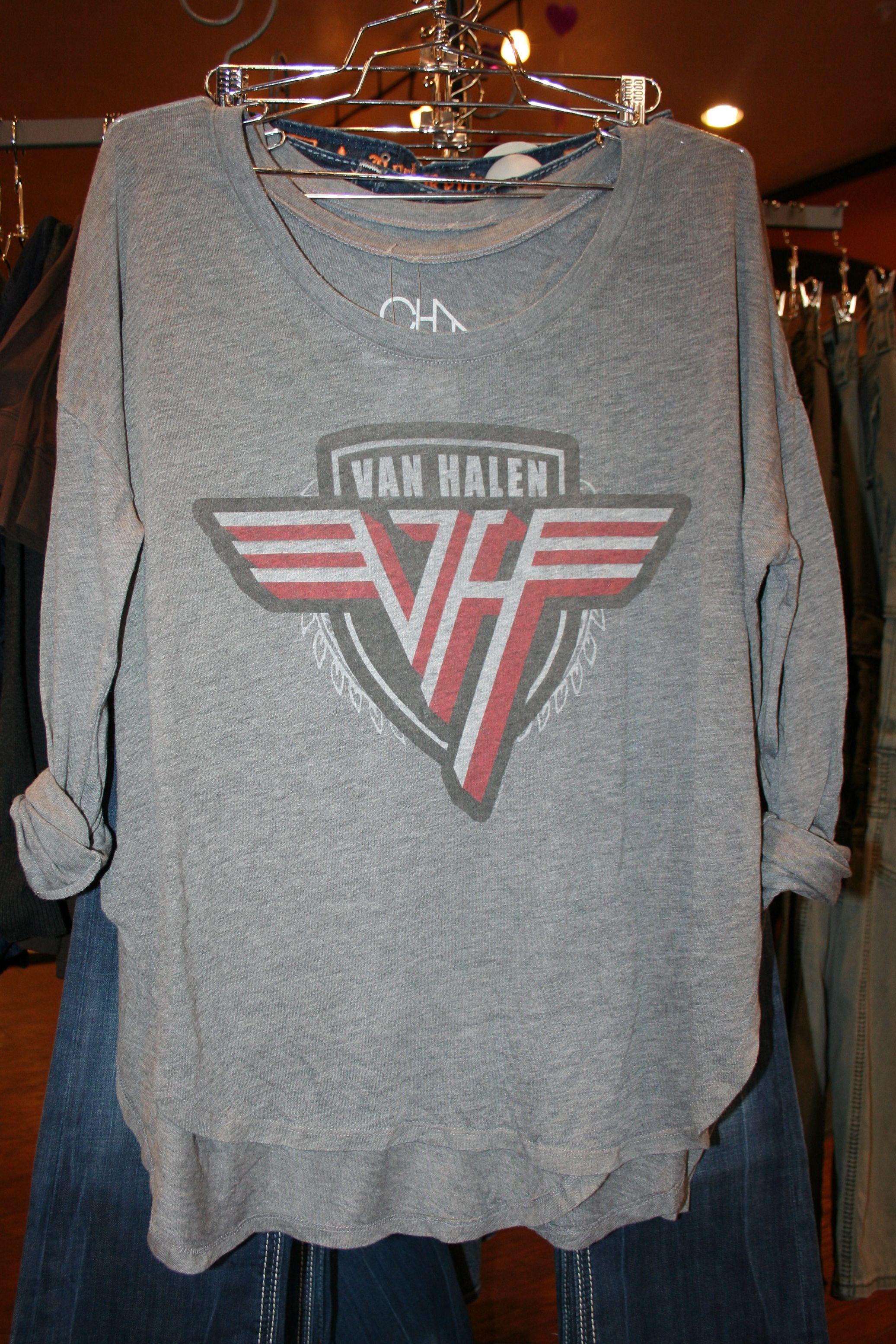 Chaser Van Halen T. Merry Christmas to me. Fantastic