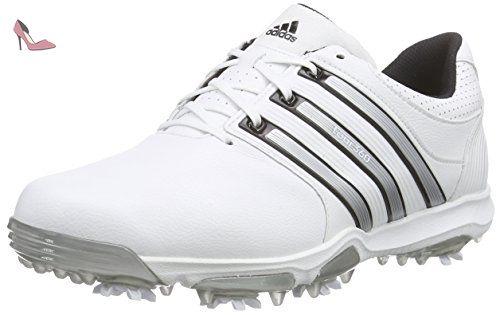 adidas Tour 360 X Wd, Chaussures de Golf Homme, Blanc (White ...