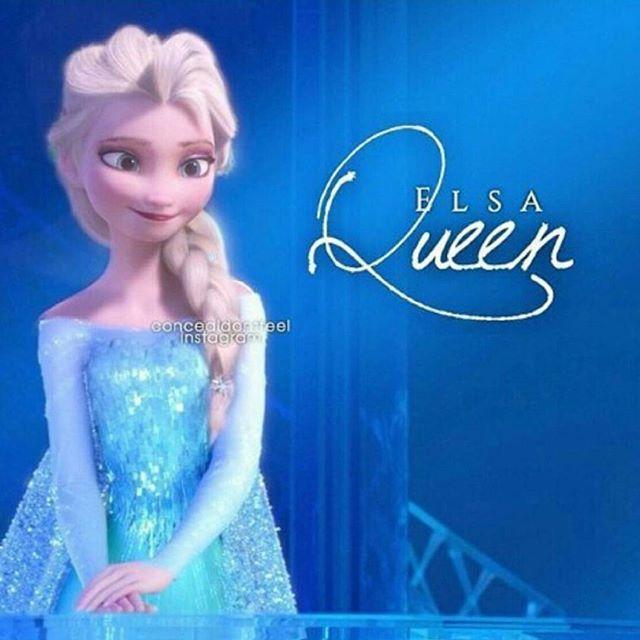 Queen Elsa ❄️