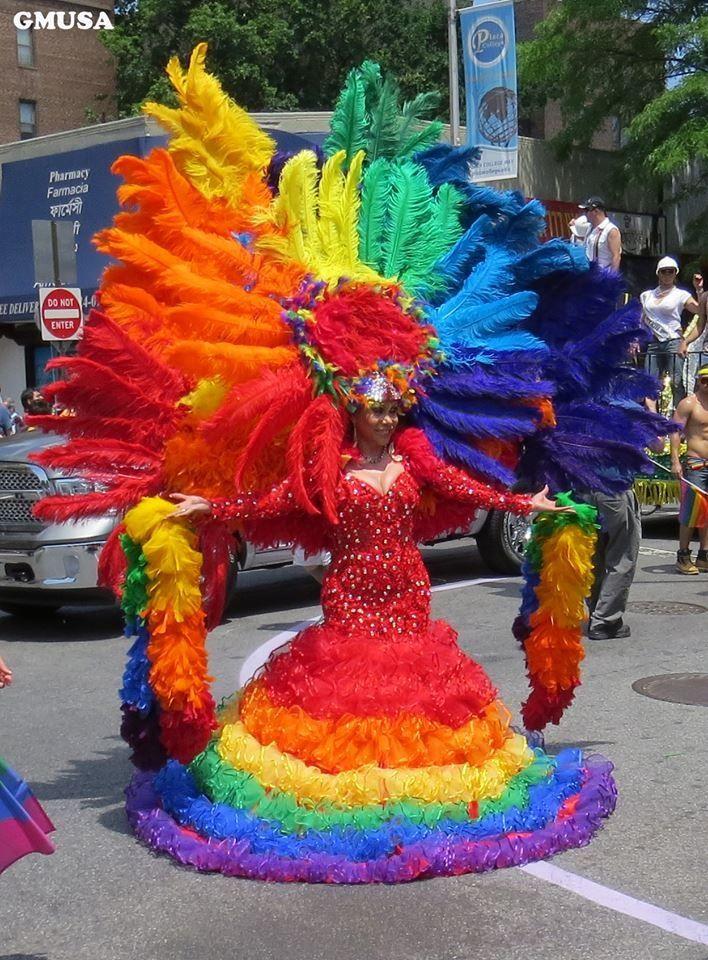 Queens Pride Parade, 6/2/13