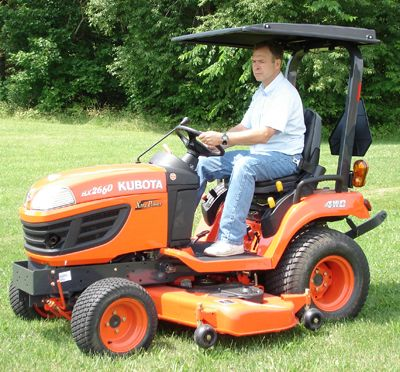 Original Tractor Cab Canopy Fits Mowers With ROPS up to 34  Wide  sc 1 st  Pinterest & Original Tractor Cab Canopy Fits Mowers With ROPS up to 34