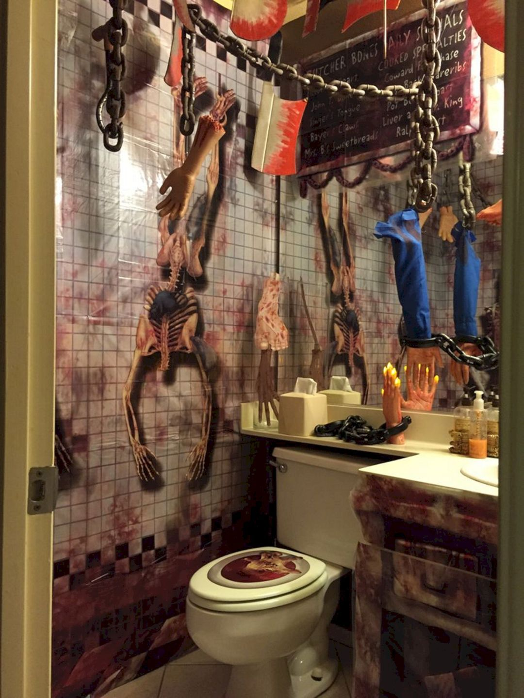 12 Unique Halloween Bathroom Decoration Ideas To Make The ...
