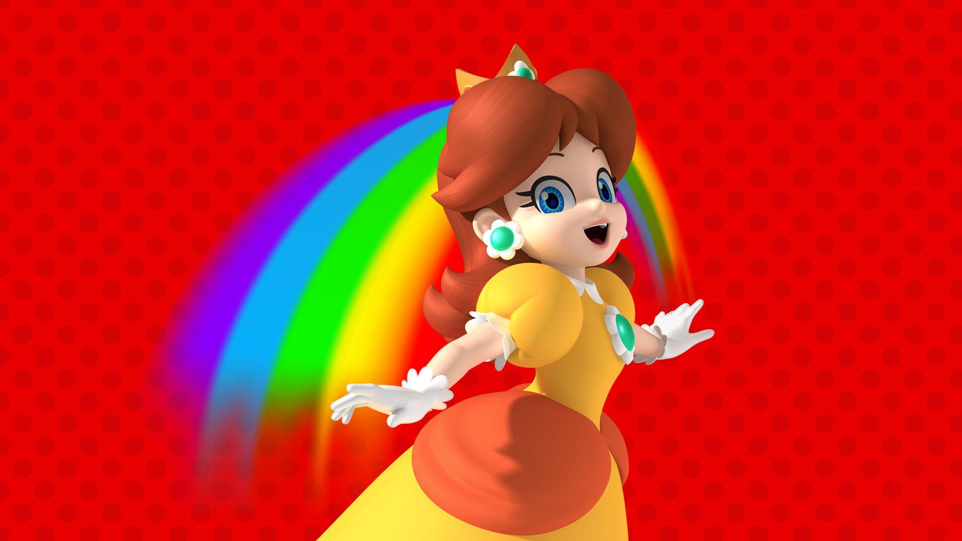 Rumor New Mode Featuring Princess Daisy Coming To Super Mario Run Princess Daisy Super Mario Run Mario Run