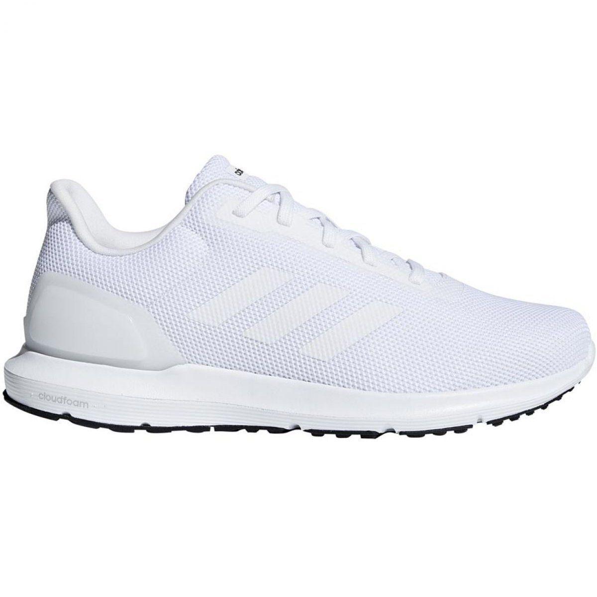 Buty Biegowe Adidas Cosmic 2 M F34876 Biale Shoes Adidas Adidas Running Shoes