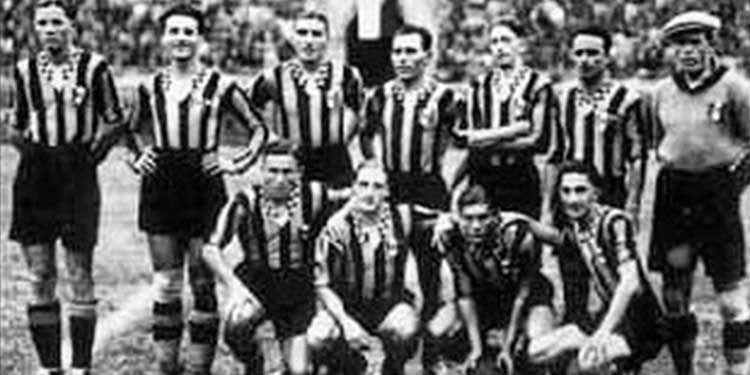6 ottobre 1929: Viene giocata la prima giornata del primo Campionato Serie A