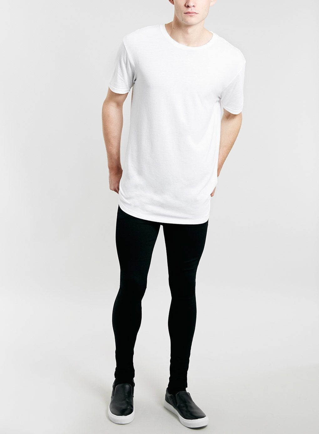 3d673c4d Black Super Spray On Skinny Jeans | I'd wear the f*** outta that ...
