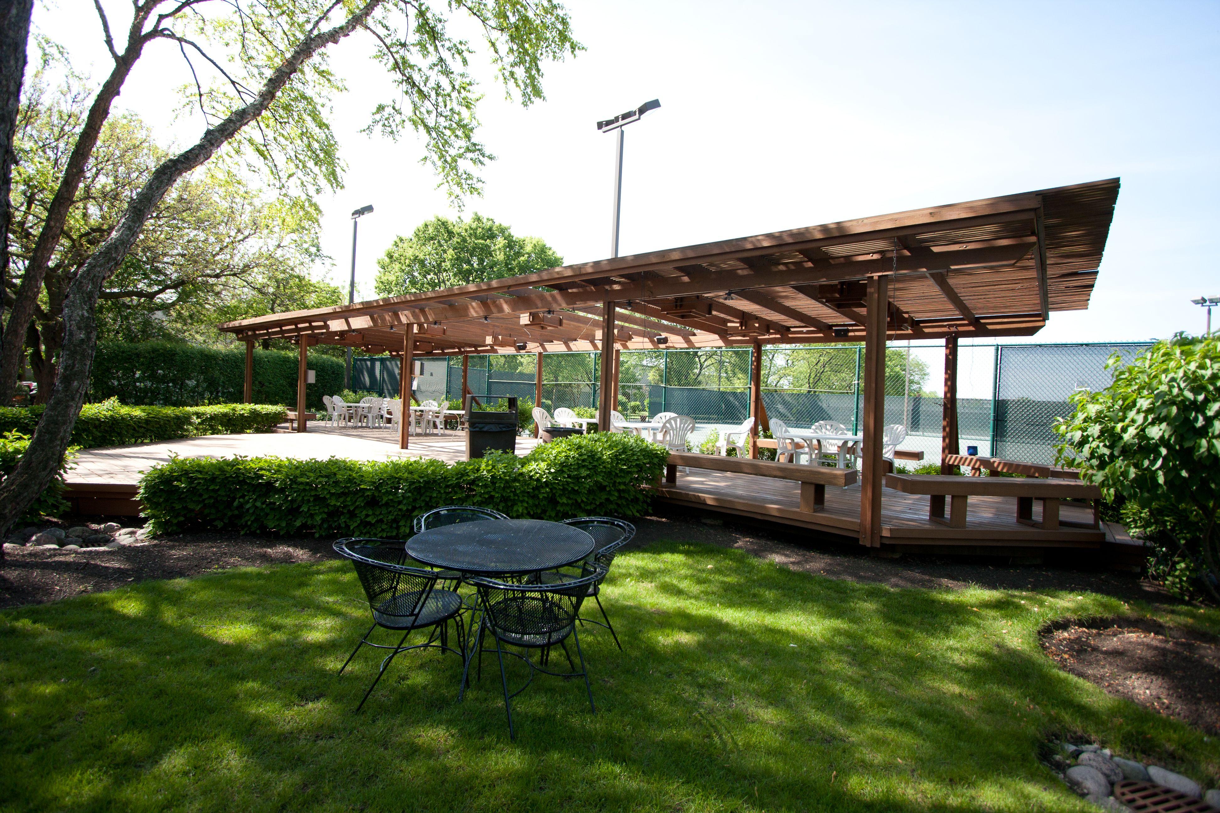 Tennis or dancing? You pick! Outdoor decor, Patio, Outdoor