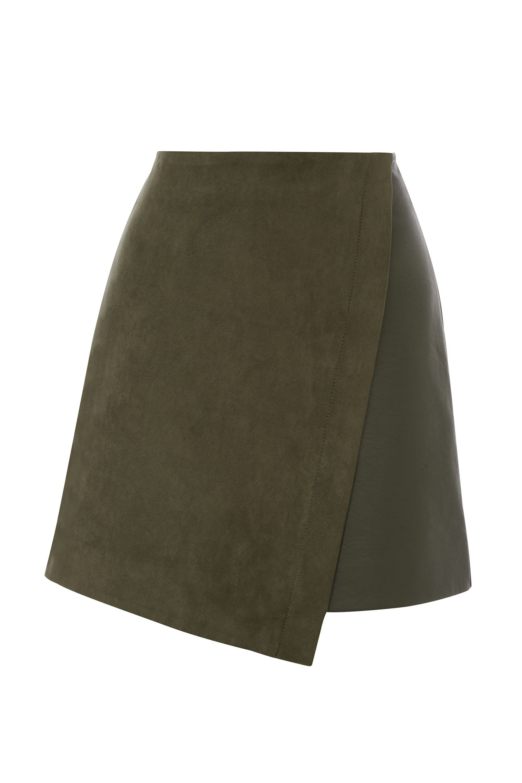 66c27945f Womens Oasis Green Faux Suede Mini Skirt - Green in 2019 | Products ...