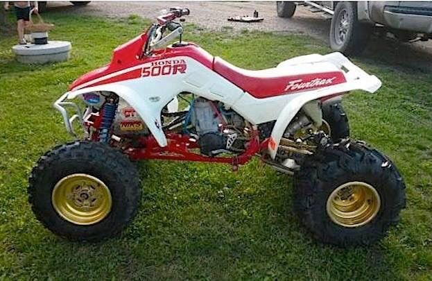 Pin By John Westdahl On Quad Life Atv Quads Drift Trike Dirtbikes