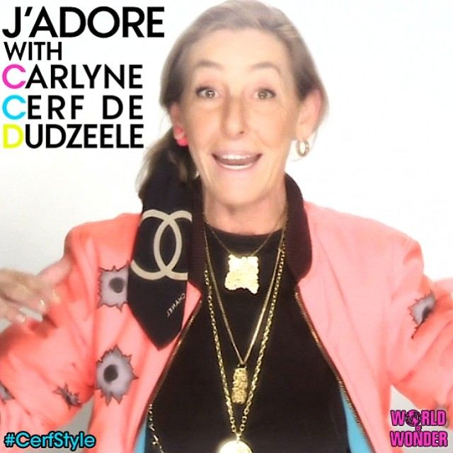 """MY TENTH EPISODE OF """"J'ADORE"""" ON MY YOUTUBE CHANNEL !!! Watch now and subscribe #wowpresents #cerfstyle #CCD #montraficottageamoi @wowreport"""
