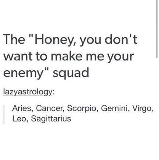 Aries worst enemy