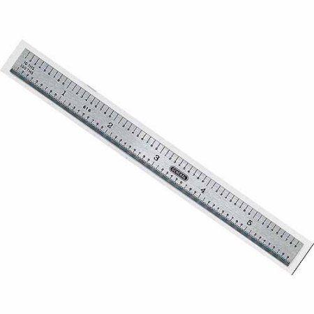 General Tools 616 Flexible Industrial Straight Edge Ruler Stainless Steel Walmart Com In 2020 Loft Decor Industrial Steel Straight Edges