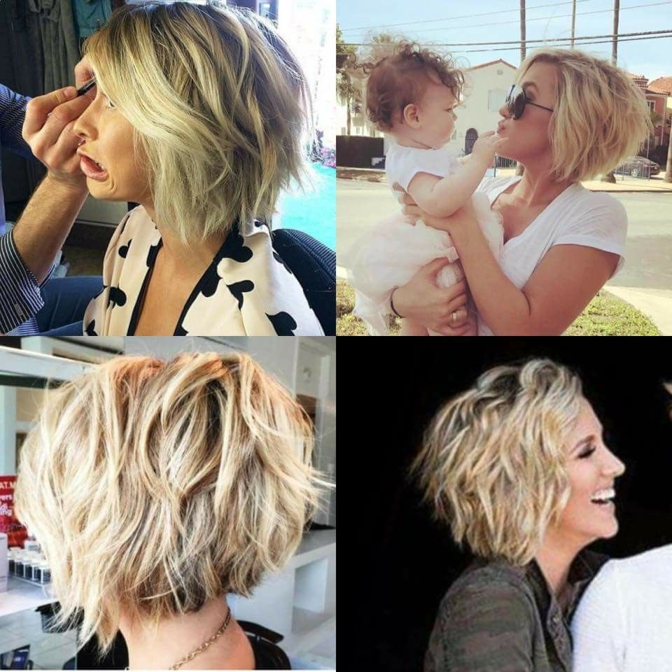 Julianne Hough Hair Friseur In 2019 Frisuren