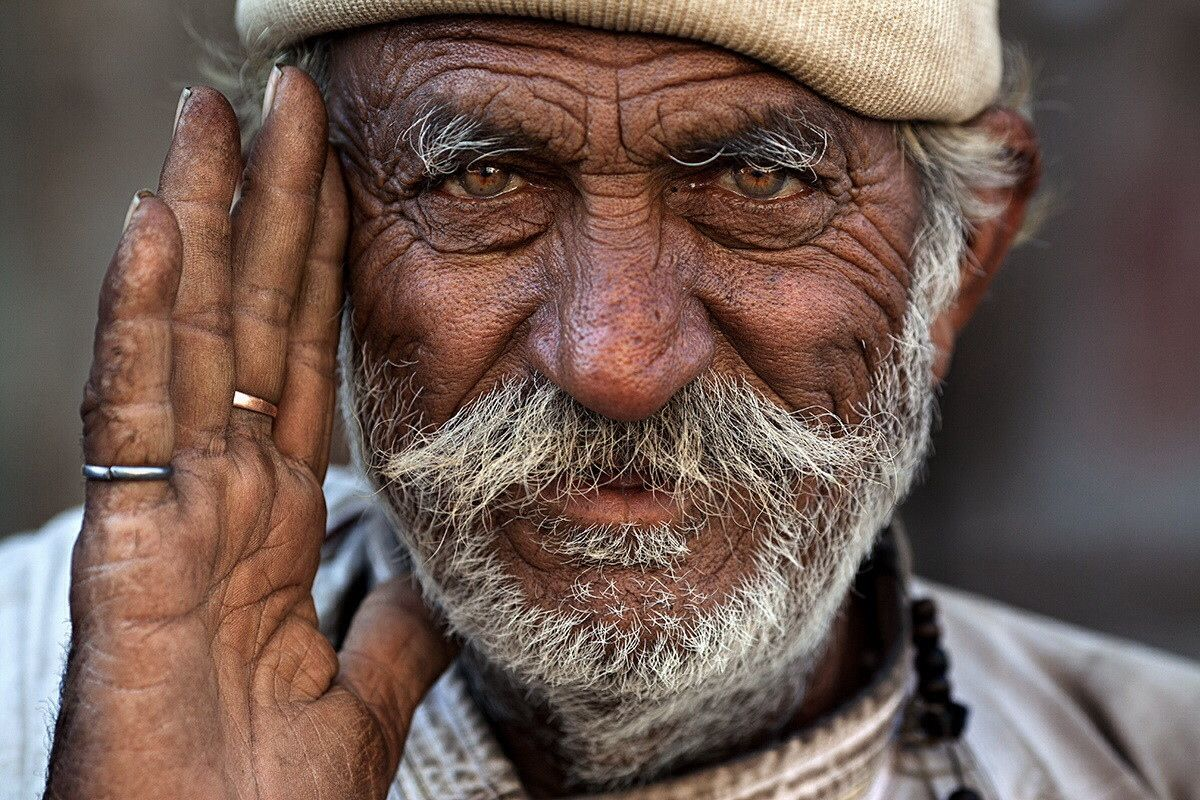 Greeting by Alessandro Bergamini on 500px - Gujarat