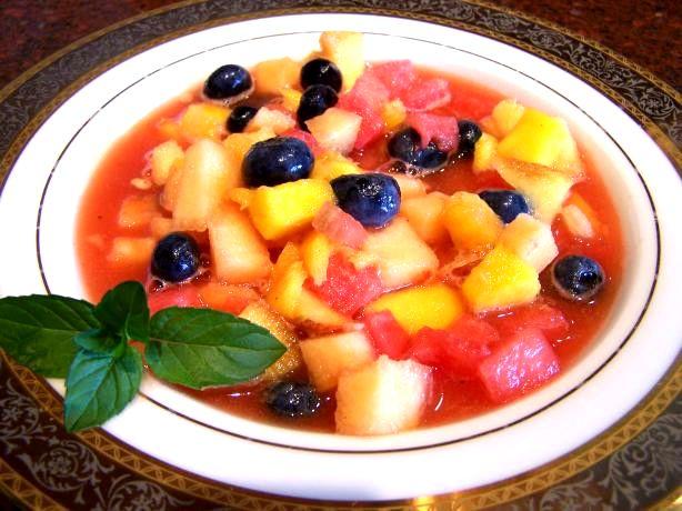 Swedish Fruit Soup.