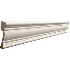 Rapidfit 3 375 In X 12 Ft Interior Pine Primed Mdf Window And Door Casing R B100 12 Rffbd Door Casing Molding And Millwork Moldings And Trim
