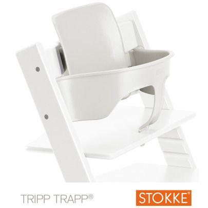 Baby Set Trip Trapp Patin Stokke 45e Chaise Haute Evolutive Chaises Hautes Chaise Bascule