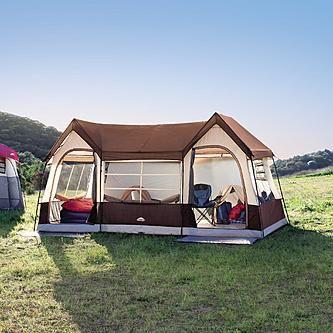 Northwest Territory Big Sky Lodge Tent - 16u0027 x 11u0027 1 & Northwest Territory Big Sky Lodge Tent - 16u0027 x 11u0027 1 | Camping ...