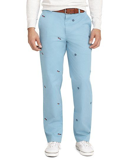 Mens Embroidered Pants: Best Christmas & Party Pants – Castaway Nantucket  Island