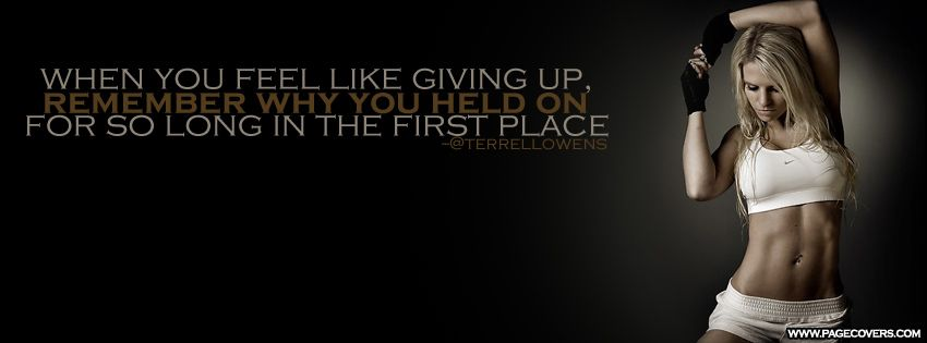 Inspirational Quotes Facebook Covers Category Pagecovers