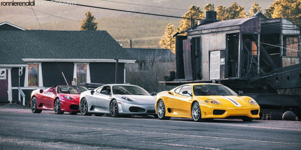 Ferrari #F430 #360Modena