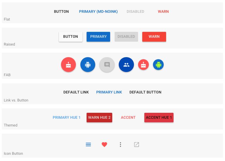 Angular Material   CSS Button   Design   Ui ux, Design, Buttons