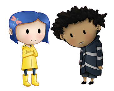 Deviantart Is The World S Largest Online Social Community For Artists And Art Enthusiasts Allowing People To Connect Coraline And Wybie Coraline Coraline Art