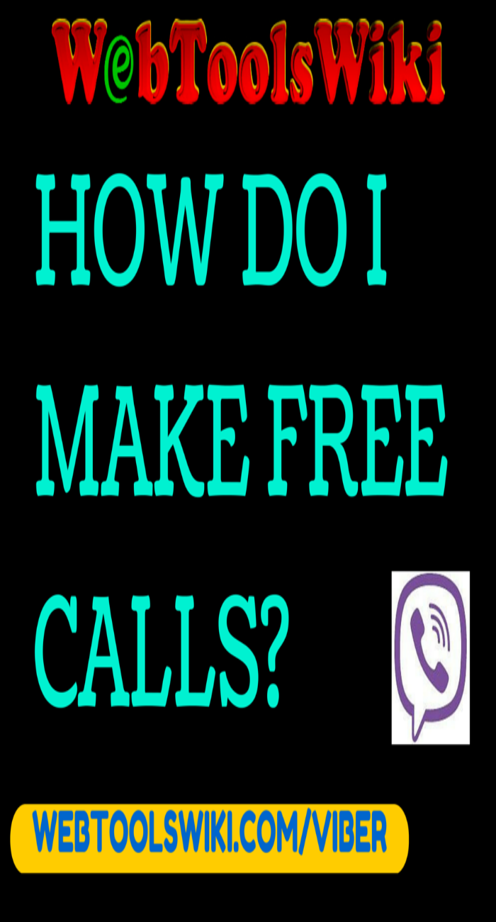 Make free calls with Viber How to make